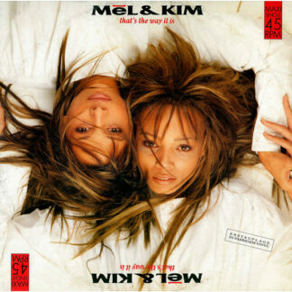 "Mel & Kim - That's The Way It Is (12"", Maxi, Red)"