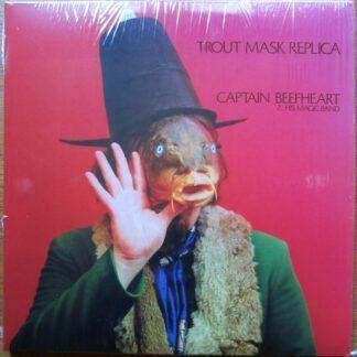 Captain Beefheart & His Magic Band* - Trout Mask Replica (2xLP, Album, RE, RM, Gat)