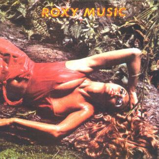 Roxy Music - Stranded (LP, Album, Club, Gat)