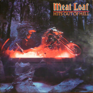 Meat Loaf - Hits Out Of Hell (LP, Comp)
