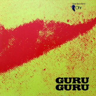 Guru Guru - UFO (LP, Album, RE, Gat)
