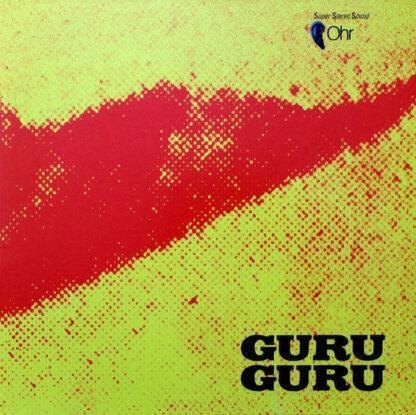 Guru Guru - UFO (LP, Album, RE, Gat)