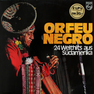 Various - Orfeu Negro - 24 Welthits Aus Südamerika (2xLP, Comp)