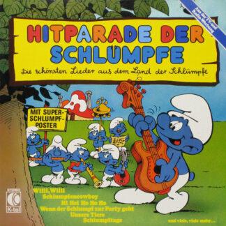 Die Schlümpfe* - Hitparade Der Schlümpfe (LP, Album)