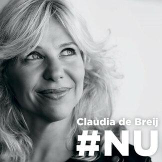 Claudia de Breij - #Nu (LP, Album, Ltd, Num, Whi)