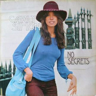 Carly Simon - No Secrets (LP, Album, Club, RE)