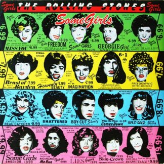 The Rolling Stones - Some Girls (LP, Album)