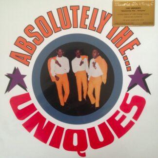 The Uniques - Absolutely The... Uniques (LP, Album, Ltd, Num, RE, Ora)