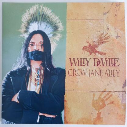 Willy DeVille - Crow Jane Alley (LP, Album, Ltd, Num, RE, Gat)