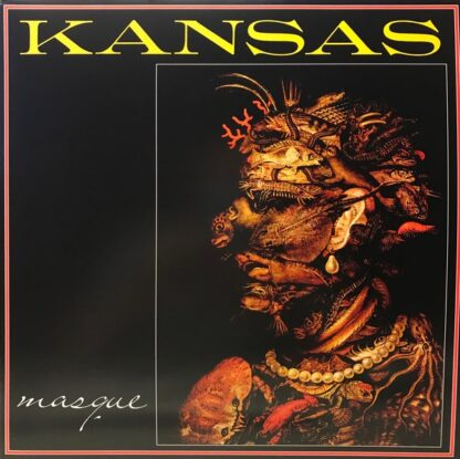 Kansas (2) - Masque (LP, Album, Ltd, Num, RE, Red)