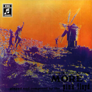 """Pink Floyd - Soundtrack From The Film """"More"""" (LP, Album, RP)"""
