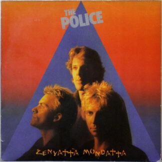 The Police - Zenyatta Mondatta (LP, Album)