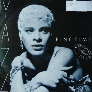 Yazz - Fine Time (12