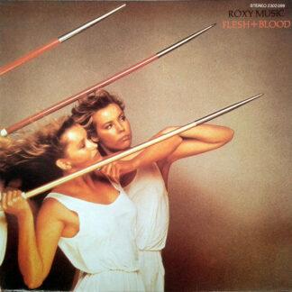Roxy Music - Flesh + Blood (LP, Album)