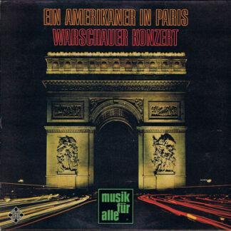 Various - Ein Amerikaner In Paris / Warschauer Konzert (LP, Comp)