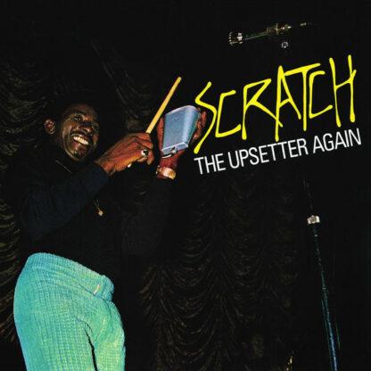 The Upsetters - Scratch The Upsetter Again (LP, Album, Ltd, Num, RE, Ora)
