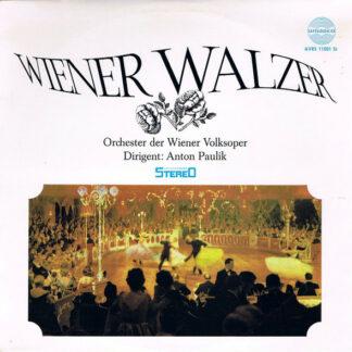 Orchester Der Wiener Volksoper*, Anton Paulik - Wiener Walzer (LP)