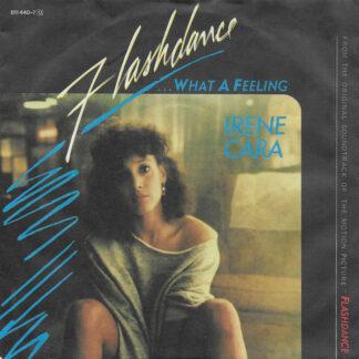 "Irene Cara - Flashdance... What A Feeling   (7"", Single)"