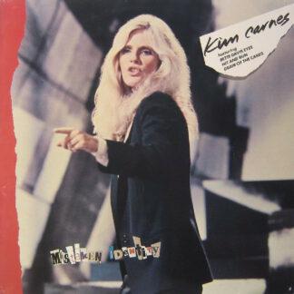 Kim Carnes - Mistaken Identity (LP, Album)