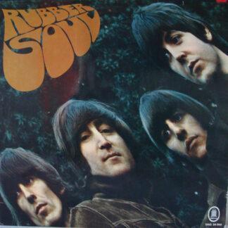 The Beatles - Rubber Soul (LP, Album)
