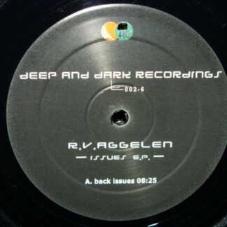"R.V.Aggelen* - Issues E.P. (12"", EP)"