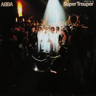 ABBA - Super Trouper (LP, Album)