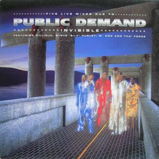 Public Demand - Invisible (12