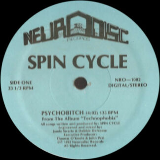 Spin Cycle (2) - Psychobitch (12