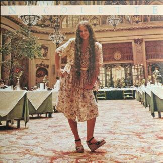 Nicolette Larson - Nicolette (LP, Album, RE)