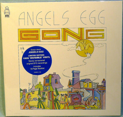 Gong - Angel's Egg (Radio Gnome Invisible Part 2) (LP, Album, Tra)