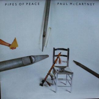 Paul McCartney - Pipes Of Peace (LP, Album, Gat)