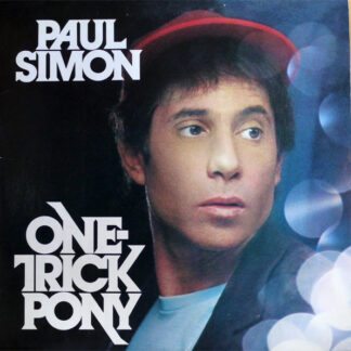 Paul Simon - One-Trick Pony (LP, Album)