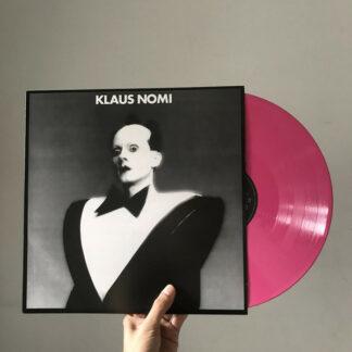 Klaus Nomi - Klaus Nomi (LP, Album, Ltd, RP, Pin)