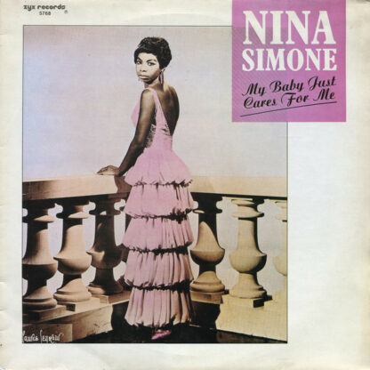 Nina Simone - My Baby Just Cares For Me (12