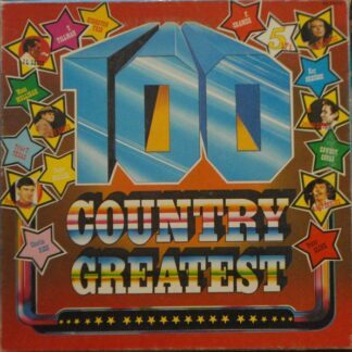 Various - 100 Country Greatest (5xLP, Comp)