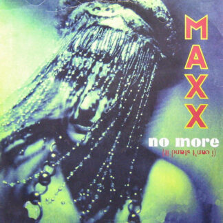 "Maxx - No More (I Can't Stand It) (12"")"