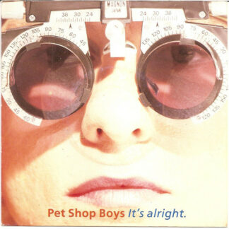 "Pet Shop Boys - It's Alright (7"", Single)"