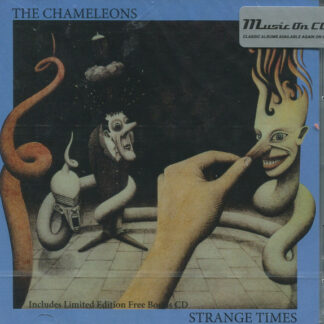 The Chameleons - Strange Times (CD, Album, RE + CD, EP, Ltd, RE)