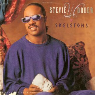 "Stevie Wonder - Skeletons (12"")"