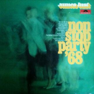 James Last - Non Stop Party '68 (LP, Album, Club, Mixed, Son)