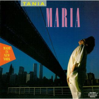 Tania Maria - Made In New York (LP, Album)