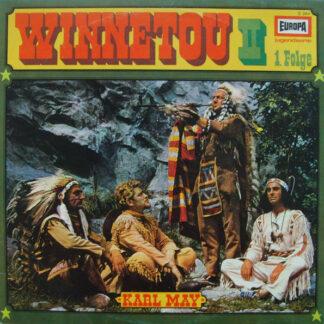 Karl May - Winnetou II 1. Folge (LP)
