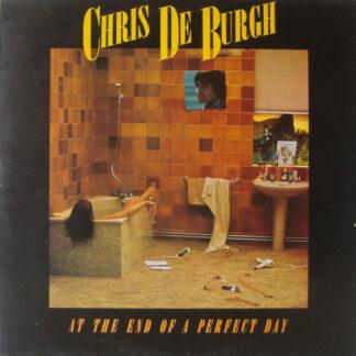 Chris de Burgh - At The End Of A Perfect Day (LP, Album)