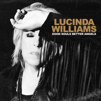 Lucinda Williams - Good Souls Better Angels (2xLP, Album)