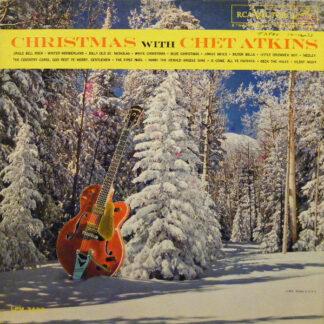 Chet Atkins - Christmas With Chet Atkins (LP, Album, Mono)