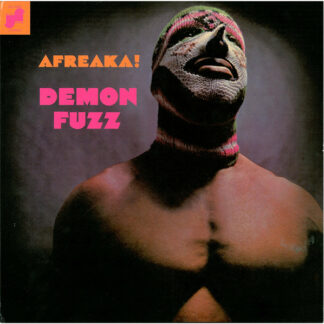 Demon Fuzz - Afreaka! (LP, Album, RE)