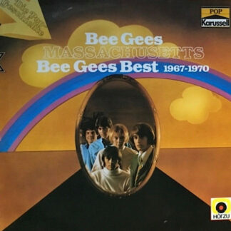 Bee Gees - Bee Gees Best 1967-1970 / Massachusetts (LP, Comp)