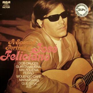 José Feliciano - A Spanish Portrait Of (2xLP, Comp, RE, Gat)
