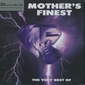 Mother's Finest - The Very Best Of Mother's Finest (CD, Comp, RE)