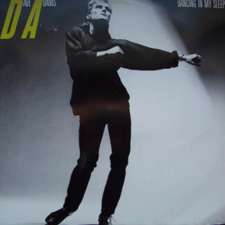 Dave Adams (8) - Dancing In My Sleep (LP, Album)